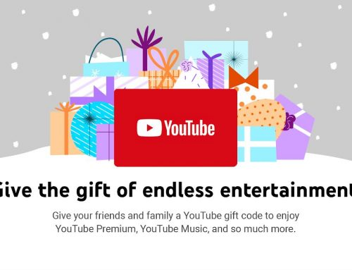 YouTube gift codes are now available on Amazon